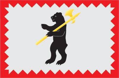 Флаг города Малоярославец